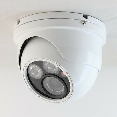HD Network 2MP 2.0 Megapixel 1920*1080P Low Lux IP Camera POE Clear Night Vision