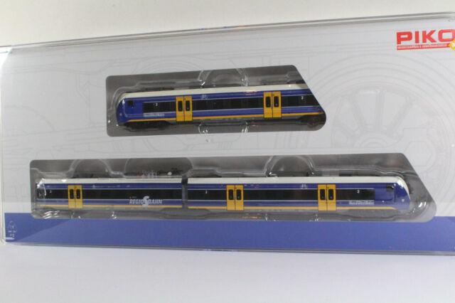 Piko 40271 Spur N Elektrotriebwagen ET 440 Nord West Bahn Epoche VI, Neuware.