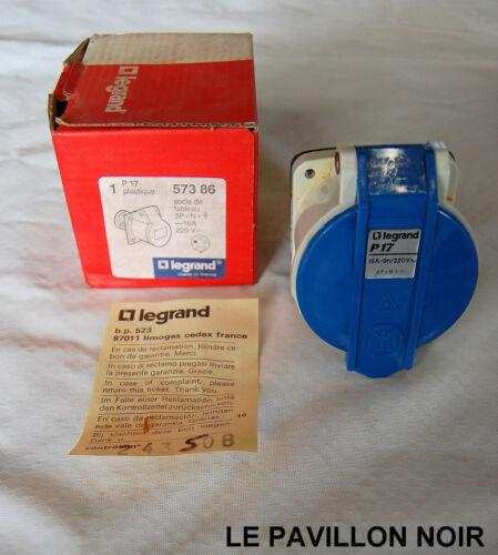 Socle de Tableau Legrand P17 Plastique 57386