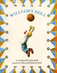 William-039-s-Doll-Hardcover-by-Zolotow-Charlotte-Du-Bois-William-Pene-ILT