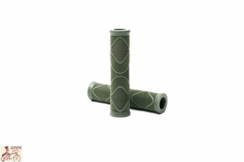 Duo Homan sans Boudin Army Green bicycle scooter fixes Grips