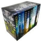 The Dr Ruth Galloway Mysteries 10 Books Box Set Collection Set by Elly Griffiths (2018, Paperback)