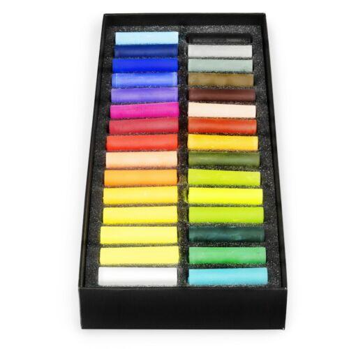 30 Set Royal Talens Rembrandt Half Length Soft Pastels Professional Quality