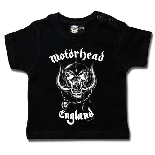 Baby T-Shirt von Metal-Kids England Motörhead