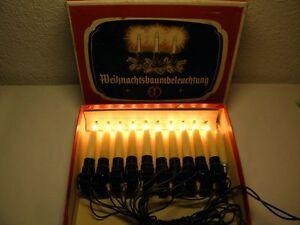 Old-Light-Chain-10tlg-GDR-Christmas-Tree-Lighting-Candles-Light