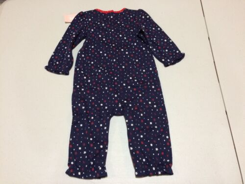 NWT Gymboree Baby Girl Floral Romper Adorable Gift SZ 0-3,3-6,6-12M