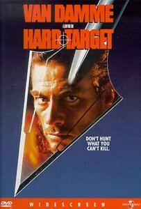 Brand-New-DVD-Hard-Target-Jean-Claude-Van-Damme-Lance-Henriksen-John-Woo