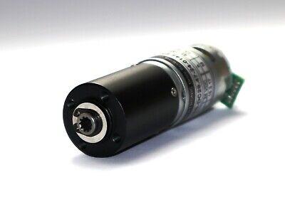 95Ncm Hohlwelle 44 U//Min Encoder 24V DC-Motor Planetengetriebe