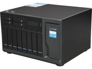 QNAP TVS-1282T3-i5-16G-US Diskless System Network Storage