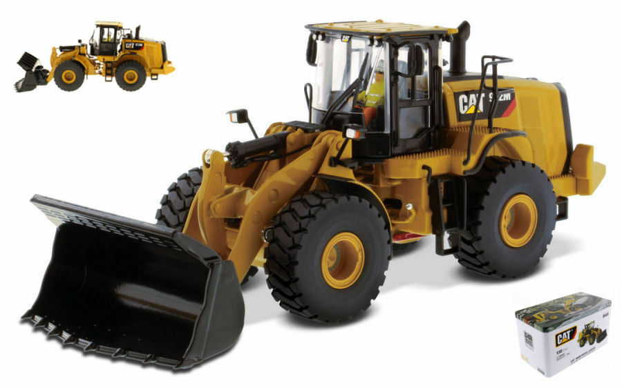Cat 972M Wheel Loader Loader Loader 1 50 Model DIECAST MASTERS 29ac0b