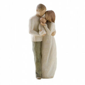 New-amp-Boxed-Willow-Tree-Figurine-034-Our-Gift-034-26181-Birth-Christening