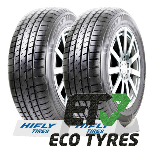 2X Neumáticos 255 65 R17 110H Hifly HT601 SUV E E 72dB