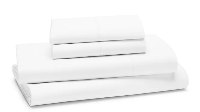 AMALIA HOME COLLECTION Miramar Sheet Set, Queen- Farbe Weiß