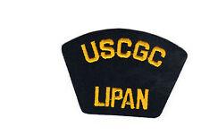 USCGC Lipan - Hat Patch BC Patch Cat. No. P1370