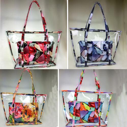 Fashion Women 5PCS PU Leather Handbag Set Shoulder Tote Messenger Bags Purse Bag