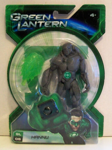 "GREEN LANTERN 4/"" Action Figure Sizes Vary Choose From Menu by Mattel"