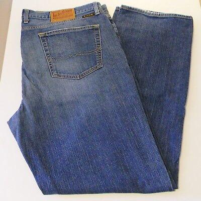 Contemplativo Vguc Lucky Brand Jeans Uomo Misura 40 X 32 Dritto Vintage