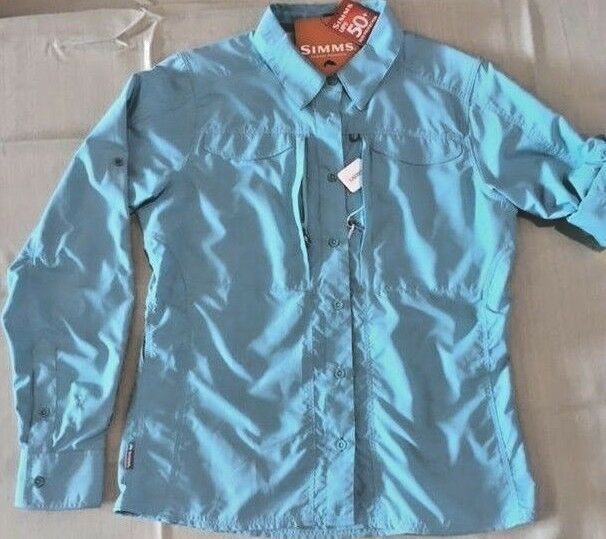 New. Ladies' Simms Attractor Shirt. Size Small.