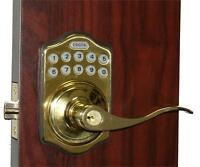 Lockey E-985 Electronic Keyless Lock Building Supplies