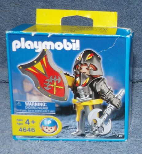 PLAYMOIL KNIGHT FIGURE SET #4646