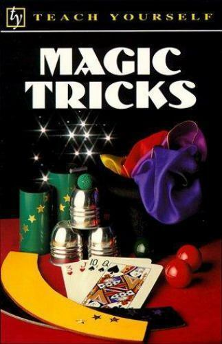 Wade, John : Magic Tricks (Teach Yourself)