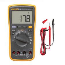 Fluke 17b Digital Multimeter Tester Acdc Voltage Current Temperatureampfrequency