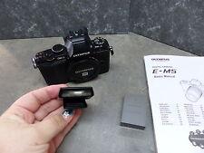 OLYMPUS E-M5 + obj 14-42mm (HS2)