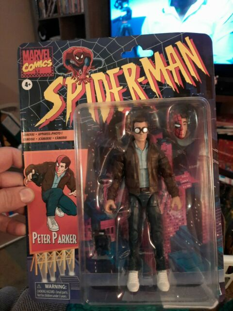 Marvel Legends Peter Parker 6 inch Action Figure