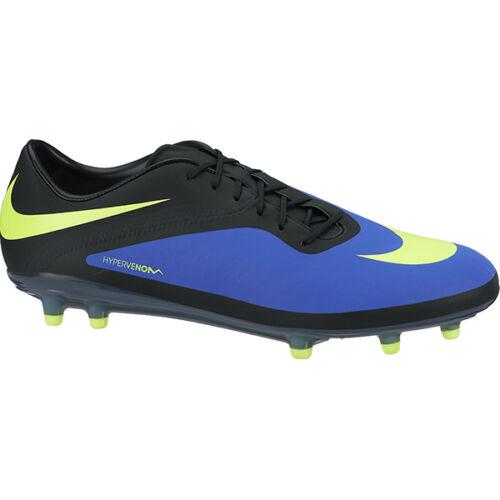 Nike Hypervenom Phatal FG Homme Foot Crampons 599075-470 fabricants Standard prix de détail $120