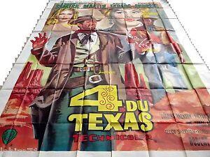 4-DU-TEXAS-andress-f-sinatra-affiche-cinema-geante-320x240cm-western-1963-mascii