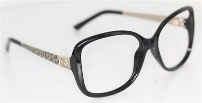 Damen-accessoires Guess Brille Schwarz/gold Glasses Fassung *no Lens Kleidung & Accessoires Ohne Gläser* Wir Nehmen Kunden Als Unsere GöTter