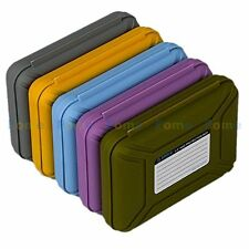 """Premium 3.5"""" HDD Tool Free Hard Drive Protection Box/Case(5 cases/pack)"""