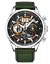 Stuhrling-Men-039-s-Chronograph-Tachymeter-Ace-Aviator-923-Quartz-45mm-premium-Watch miniature 1