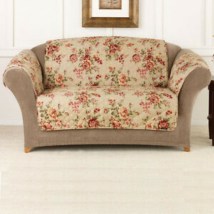Image Is Loading Pet Furniture Covers Floral Chair Or Sofa Cover