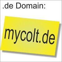 Business-Domain:mycolt.de