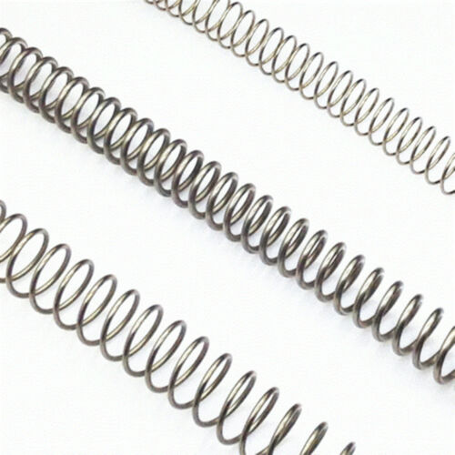 10pcs Wire Dia 3.0mm OD 16-40mm Length 20 to 100mm Helical Compression Spring