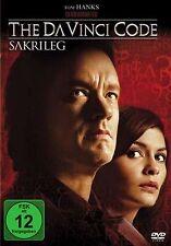 The Da Vinci Code Sakrileg - Steelbook - Tom Hanks # DVD * OVP * NEU