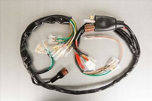 details about honda sl 350 sl350 twin wiring harness loom Oxygen Sensor Extension Harness