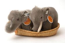 Steiff Noah's Ark Elephant Set In Boat - 1992 - 038303