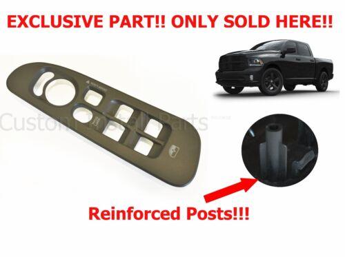 TAUPE Window Door Lock Switch Left Driver Side for Dodge Ram 1500 2500 3500