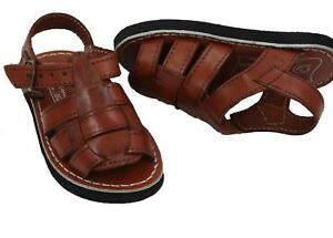 f43ed7ce153feb Image is loading KIDS-BABY-TODDLER-AUTHENTIC-HUARACHE-MEXICAN-PACHUCO- SANDALS