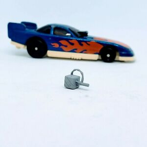 Truck Race Frame 1:64 scale engine 3D printed resin for Hot Wheels//Matchbox