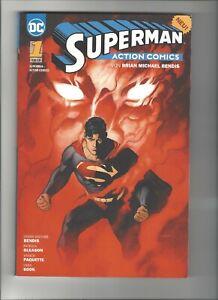 SUPERMAN - ACTION COMICS 1 / PANINI DEUTSCH 2019