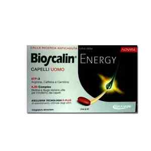 2 Bioscalin ENERGY 30 compresse
