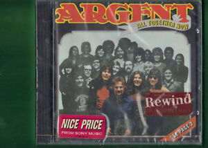 ARGENT - ALL TOGETHER NOW CD NUOVO SIGILLATO - Italia - ARGENT - ALL TOGETHER NOW CD NUOVO SIGILLATO - Italia