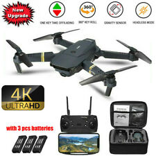 2020 NEW E58 2.4GHz RC Drone FPV Wifi 4K HD Camera 6-Axis Foldable Quadcopter US