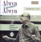 Sinfonie 2/Sinfonie 3/S von ALWYN,LPO (2014)