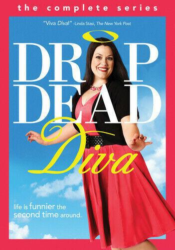 Drop Dead Diva Complete Tv Series Like Dvd Seasons 1 2 3 4 5 6 End For Sale Online Ebay