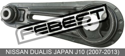 2007-2013 Left Engine Mount For Nissan Dualis Japan J10