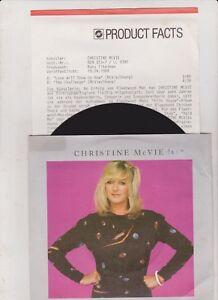 Christine-McVie-Love-Will-Show-Us-How-Vinyl-Single-7inch-NEAR-MINT-Warner
